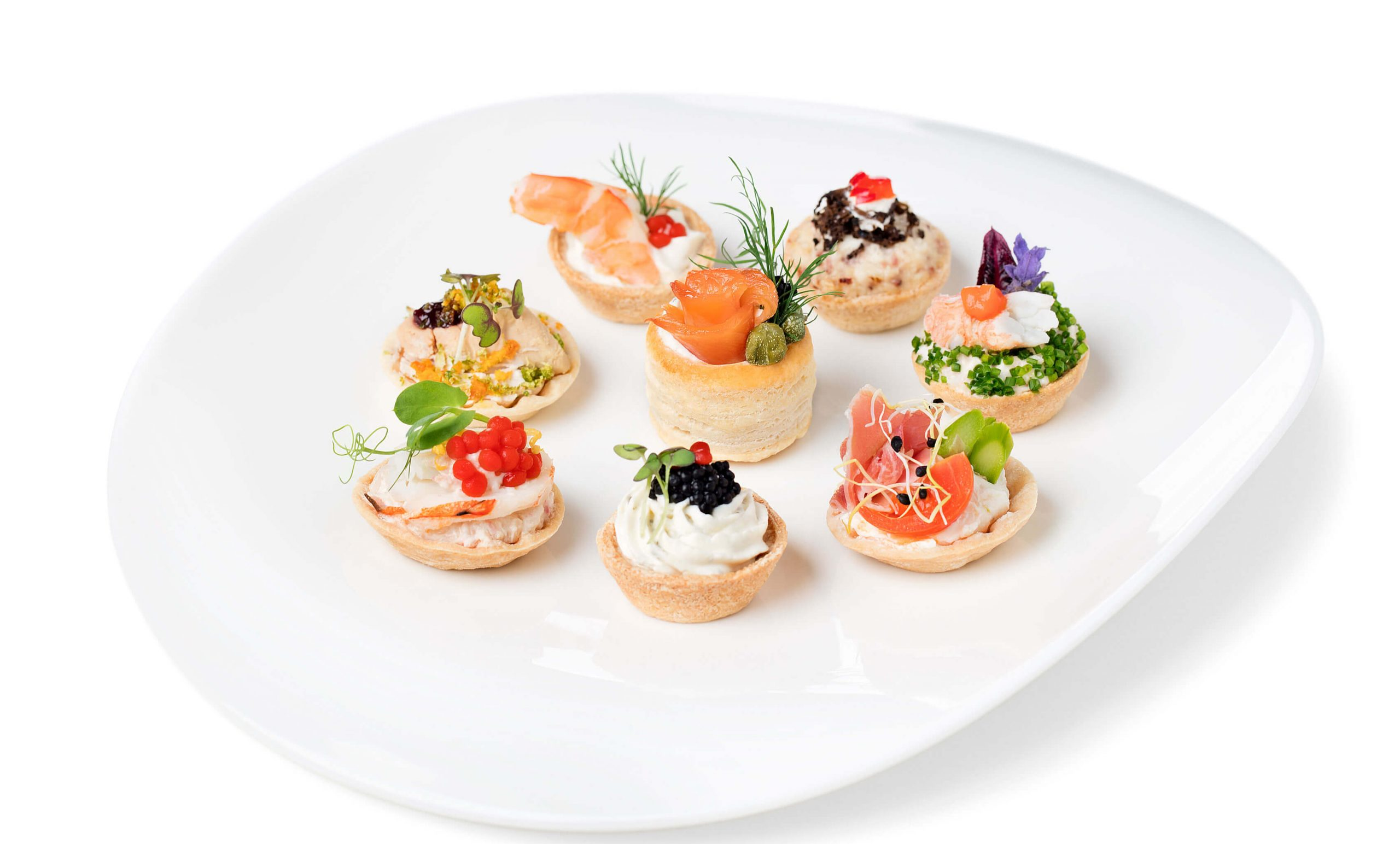 Catering unit specialized in Business Aviation